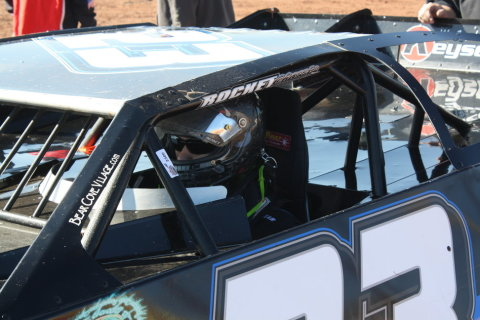 John Blankenship was among those drivers to have his career ended in 2014.