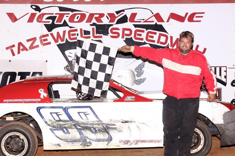 Support Class Spotlight: Chuck McMahan – Inside Dirt Racing