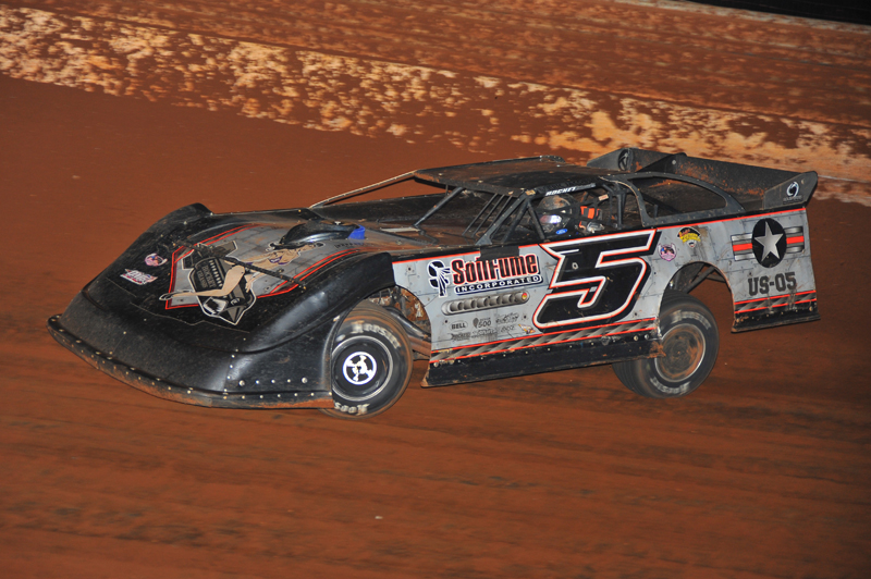 Eric Jacobsen was the winner of the SoNats finale in Tazewell.
