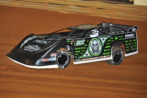 Scott Bloomquist won some of dirt racing's biggest prizes in 2014.