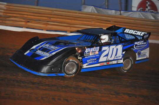 Billy Ogle Jr Outduels Josh Richards In Tazewell Speedway Thriller