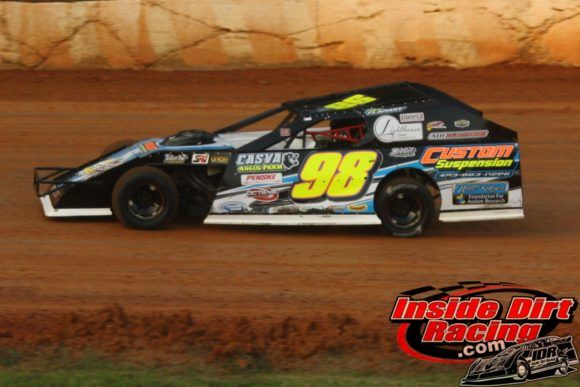 Shon Flanary, Zach Sise earn wins at 411 Motor Speedway