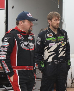 Randy Weaver and Mike Stadel