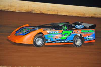 Heath Alvey drove to victory in the Sportsman class.