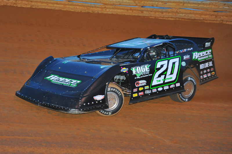 Jimmy Owens And Scott Bloomquist Split Lucas Oil Victories