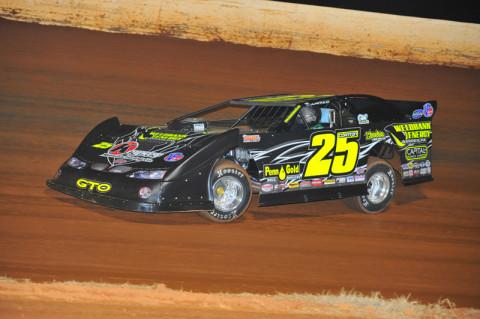 Clanton's #25 Capital Race Car