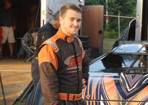 Donald McIntosh officially named full time driver for Blount Motorsports