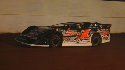 Riley Hickman's #R1 was the winner on Friday night in Cleveland.