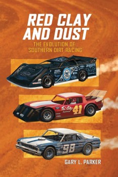 "The cover of the new book ""Red Clay and Dust"""