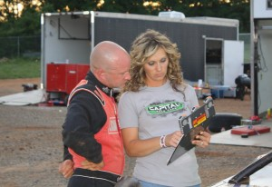 Casey and Cathy Roberts have worked side-by-side throughout the Southern Nationals