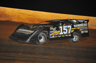 Mike Marlar collected over $15,000 at Ponderosa