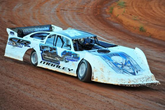 Manley inside dirt racing for Dirt track race car paint schemes