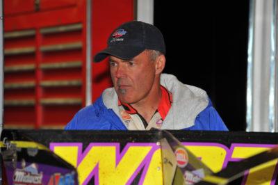 Billy Moyer, Sr.