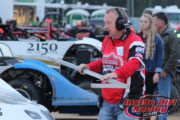 Lucas Oil Late Model Dirt Series Adjusts Flat Tire Policy Inside